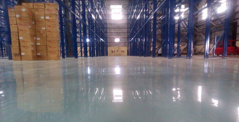 The Naif Builders Limited The  Lily Feed Full Range of high                                     tolarance zero undulation floor